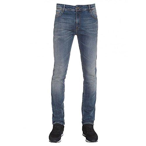 Volcom - Jeans da uomo, blu(indigo vintage wash), taglia produttore: 26/30