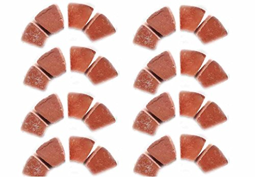 Generico ricevi 120 mattoni curvi arco 7x8 mm terracotta per pastori presepe san gregorio armeno artigianali sheperds crib