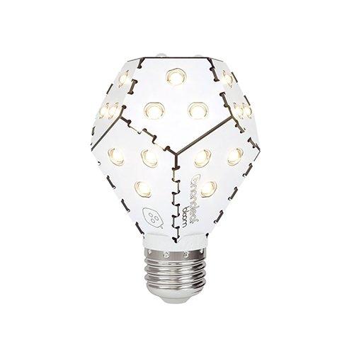 nanoleaf Bloom LED Leuchtmittel, E27, 10W, Arctic weiß