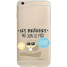 Funda Carcasa TPU Silicona MR Wonderful iPhone 6 /6S - Todos los modelos (Modelo 5)