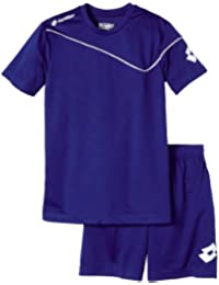 Lotto Shirt mit Short Kit Sigma JR - Chándal de fútbol para niño