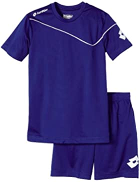 Lotto Shirt mit Short Kit Sigma JR - Chándal de fútbol para niño