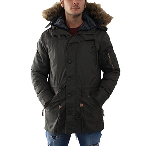 Parka Fifty-four - P461