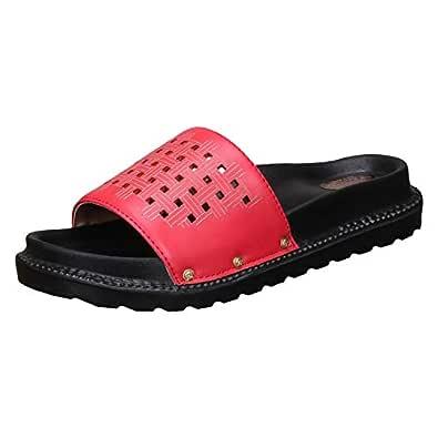 YAHE Women's Casual Wedge Flip-Flops & Slippers Y-1