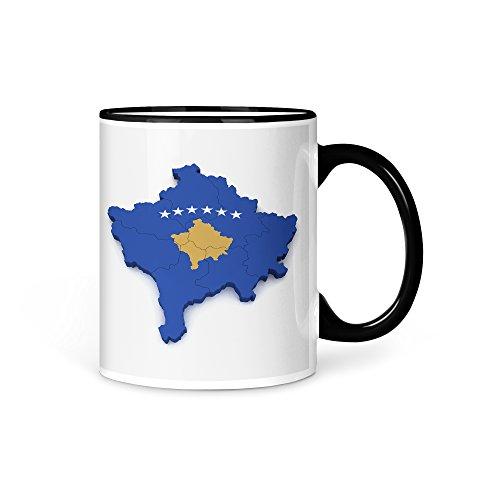 aina Tasse Kaffeetasse Kosovo Kosova