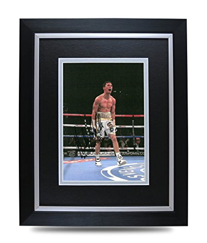 anthony-crolla-signed-10x8-photo-framed-boxing-champion-memorabilia-autograph
