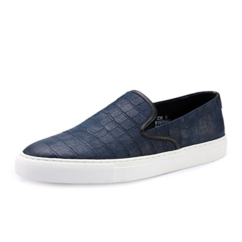 crocodile modèle cuir chaussures/Le Fu/Pied contre vents et marées chaussure de mode A