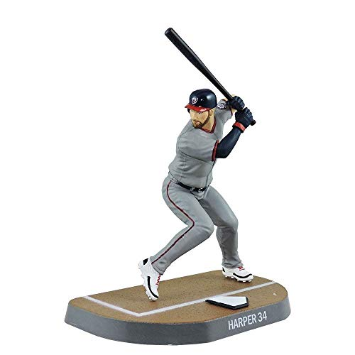 Imports Dragon 2017 Bryce Harper Washington Nationals MLB Figure (16 cm) b0367a3b6f8d6