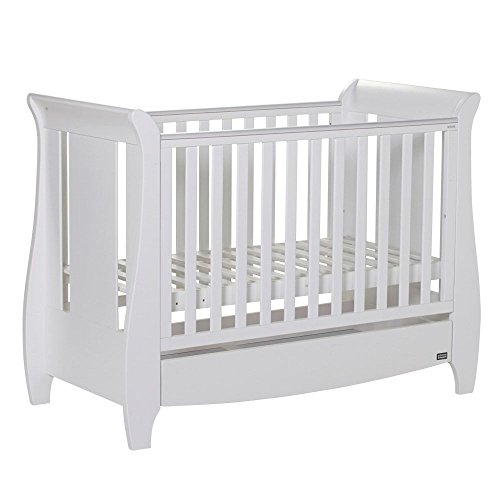 Price comparison product image Tutti Bambini Katie Cot Bed (White)