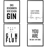 ᐅᐅ Gin Poster Test März 2019 Und Gin Poster Videotest