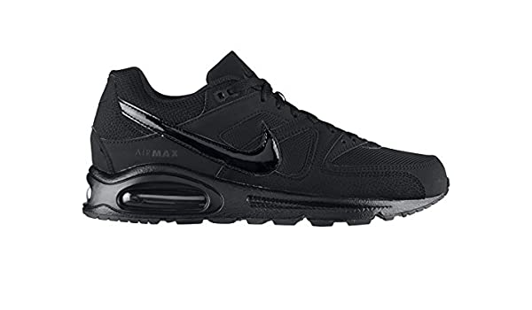huge selection of 7b4cc 8a65e Nike Air Max Command Leather Mens Running Shoes black Size  7.5   Amazon.co.uk  Shoes   Bags