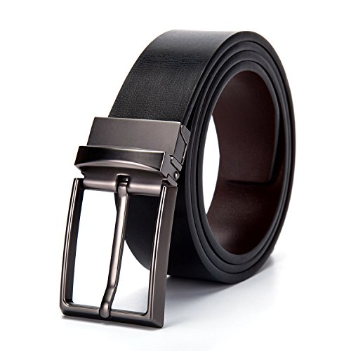 fine-mens-dress-top-leather-reversible-belt-classic-designs-removable-buckle-30-44inch-dark-browngra