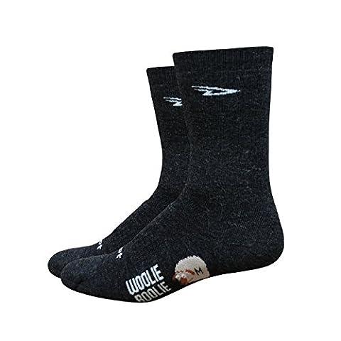 DeFeet - WoolieBoolie 2 Sock 6 Inch Cuff AW14, Grey
