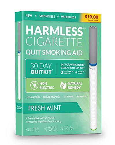 Stop Rauchen Produkt-zu überzeugen und reduzieren gelüste/inkl. Gratis-Handbuch & Hypnose Hörbuch/Perfekt zu Verwendung mit Nikotin Patches, Nikotin Gum, Lutschtabletten, Raucherentwöhnung