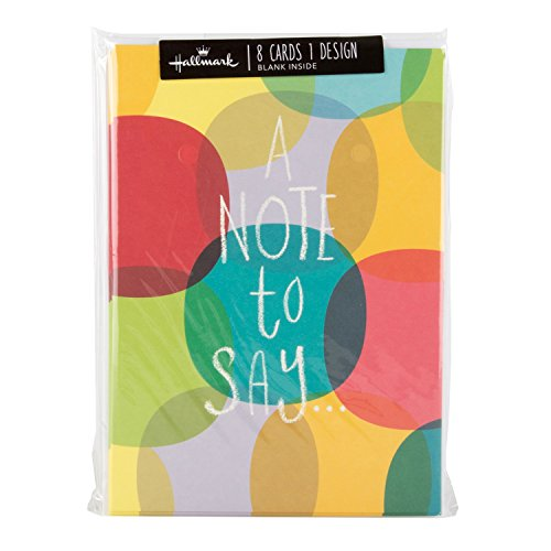 Hallmark Note To Say Cards (Pack...
