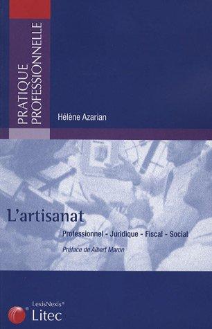 L'Artisanat (ancienne édition)