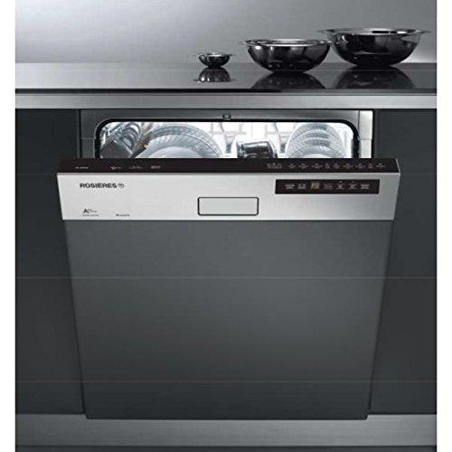 Lave vaisselle integrable 60 cm ROSIERES - RLI 2 D 62 X