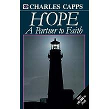 Hope: A Partner to Faith