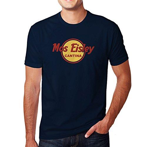 Kostüm Chewie Und Han - Mos Eisley Cantina - Herren T-Shirt, Größe: XXL, dunkelblau