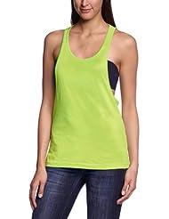 Urban Classics Ladies Loose Burnout Tanktop - T-shirt de sport - Femme
