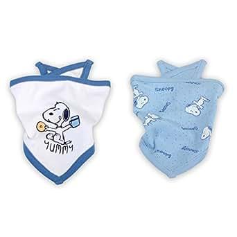 Baby Halstücher für Jungen Snoopy 2er Set