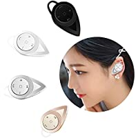 thanly Mini auricolare Bluetooth V4.0 Wireless Auricolari Stereo