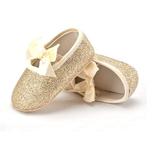 Frühling Sommer Herbst Schöne Neugeborene Babyschuhe mit Niedlichen Bogen Knoten Baby Kleinkind Schuhe Mädchen Jungen Anti-skid Schuhe