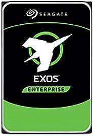 Seagate Exos X16 10TB Internal Hard Drive Enterprise HDD - 3.5 Inch 512e/4Kn SATA 6Gb/s, 7200RPM, 256MB Cache,