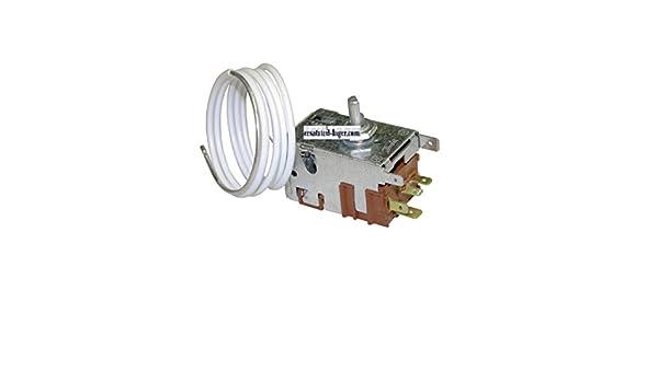 Gorenje Kühlschrank Thermostat Wechseln : Thermostat regler b danfoss kühlschrank electrolux