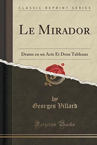 Le Mirador [Pdf/ePub] eBook