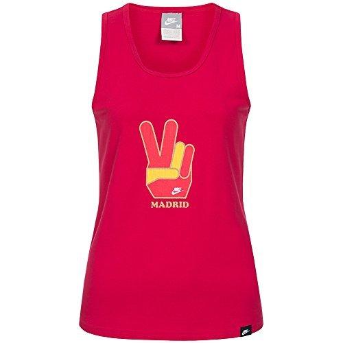 Nike AIR Damen Tank Top Shirt Madrid 273212-682 (Top Air Shirt Bluse)