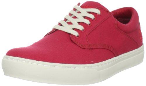 Timberland , Chaussures de ville à lacets pour homme bleu red