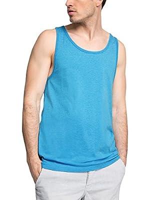 edc by Esprit Men's 056cc2k010 - Als Brenner Sleeveless Vest