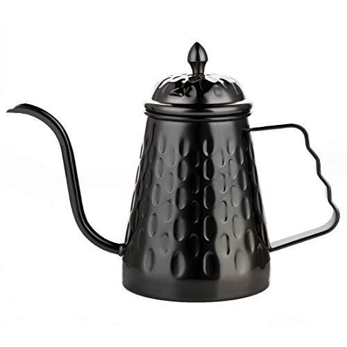Cvthfyk Punta de la Mano Punzonadora de Mano Boca Fina Olla de Mano Olla de café Ejecución de la casa...