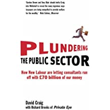 Plundering the Public Sector: How New Labour are Letting Consultants run off with £70 billion of our Money
