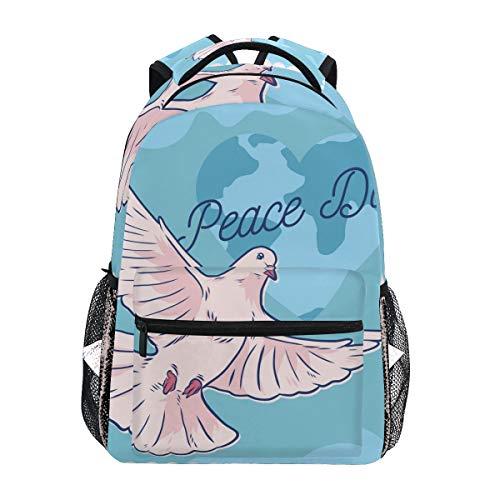 Lorona - Mochila para el día de la Paz con diseño de...