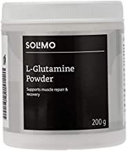 Amazon Brand - Solimo L Glutamine, 200 g