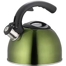 Lamart 42000549 Pava de acero inoxidable Verde