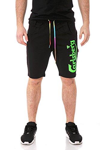 carlsberg-homme-printed-shorts-cbu2546-m-noir