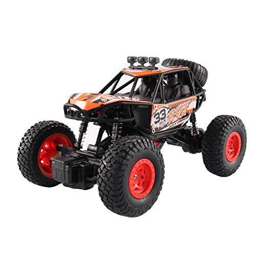 (RC Rennwagen, Mamum, Maßstab 1:20, ferngesteuertes Auto, Geländefahrzeug, 2,4 G, Funkfernbedienung, Autorennen Einheitsgröße Orange)