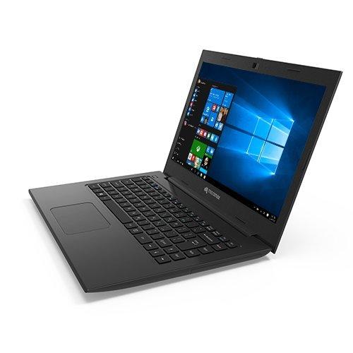 Micromax Neo PQC LPQ61407W 14.1-inch Laptop (Pentium N3700/4GB/500GB/Windows 10/Integrated Graphics),Black