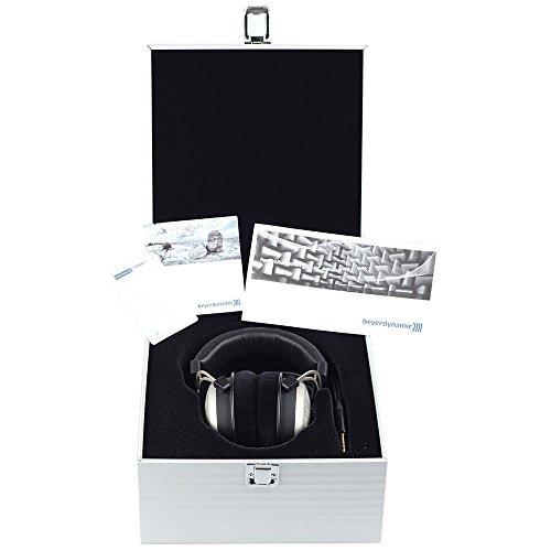 Beyerdynamic T12nd Generation HiFi Stereo-Kopfhörer mit dynamischen halboffenen Design schwarz - 8