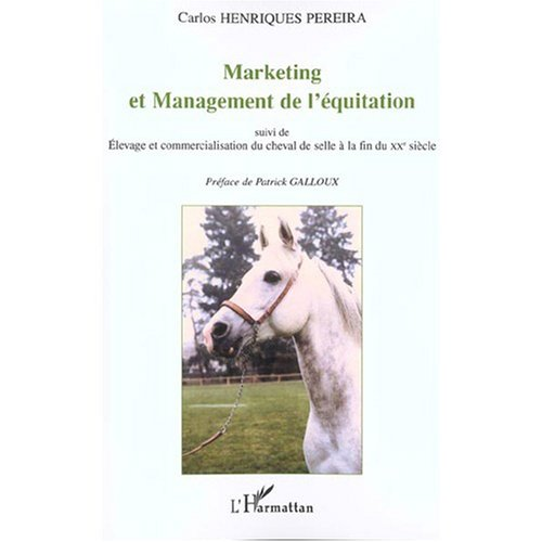 Marketing et management de l'quitation