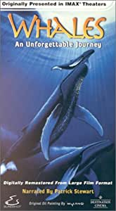 Imax / Whales: Unforgettable Journey [VHS] [Import USA]
