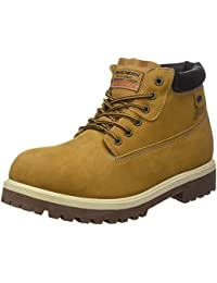 42445bbaf90 Amazon.co.uk: Skechers - Boots / Men's Shoes: Shoes & Bags