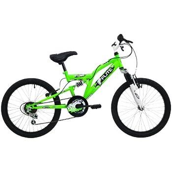9934314cd42 Flite Turbo Kids' Mountain Bike White/Green, 12
