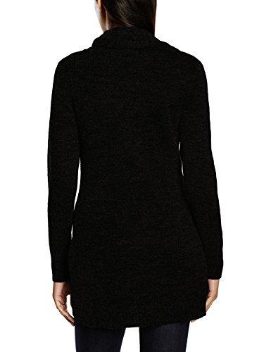ONLY Damen Regular Fit Strickjacke Onlnew Hayley L/s Zip Knt Noos Abbildung 3
