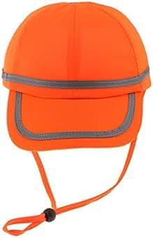 FLAMEER Trabajador Soldador Sombrero Cascos Sombrero De Béisbol Gorro De Tela Protección De La Cabeza -
