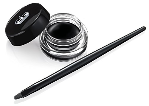Rimmel London Scandal'Eyes Gel Eyeliner, Black, 2.4 g