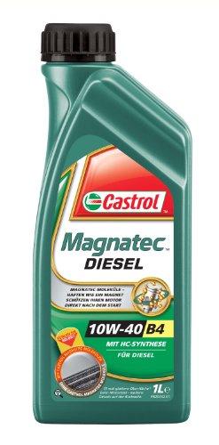 Castrol motorenöle Magnatec Diesel SAE 10W-40B4 pas cher